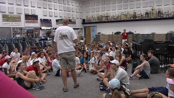 Band Camp 2011 Photos