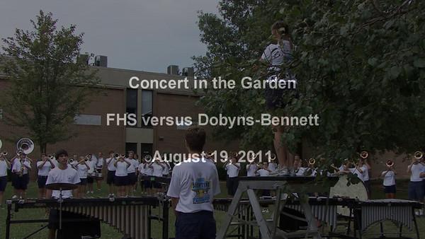 Dobyns-Bennett Game 08-19-2011