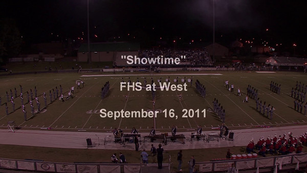 West Game 09-16-11