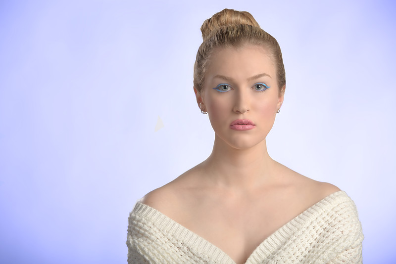Makeup Artist Portfolio Portrait