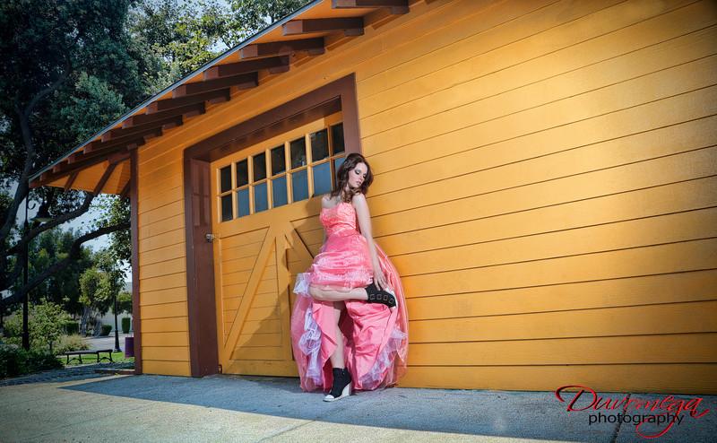 Model: Christine