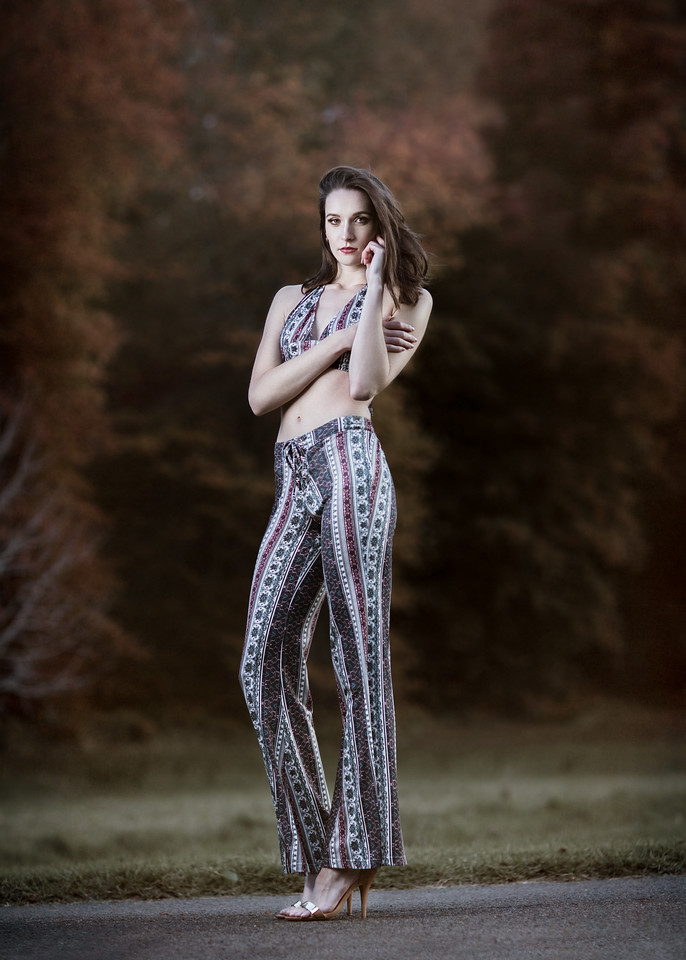 Model: Ellie Mason-Bryant MUA: Brenda Chang Assistance: Sachin Raj Shrestha