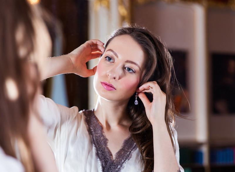 Bridal Adornments campaign shoot