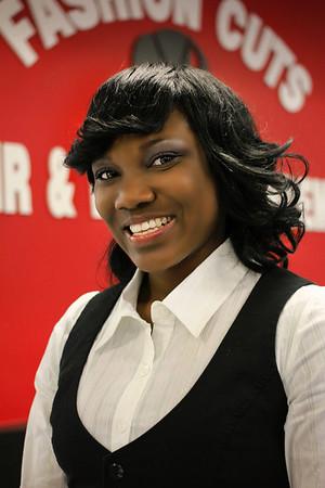 Fashion Cuts Hair & Beauty Academy Shoot