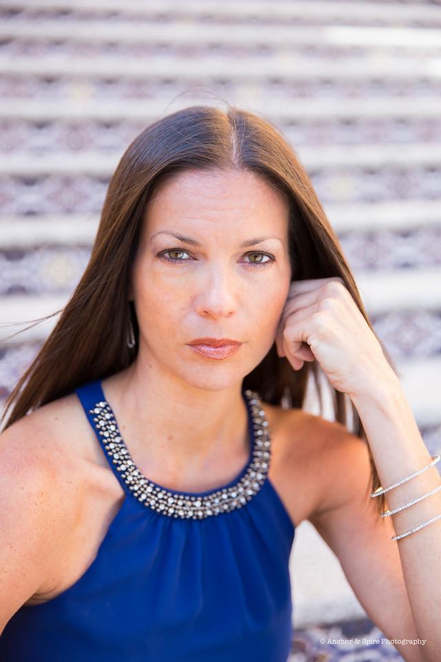Styled Headshots - Heather Cooley