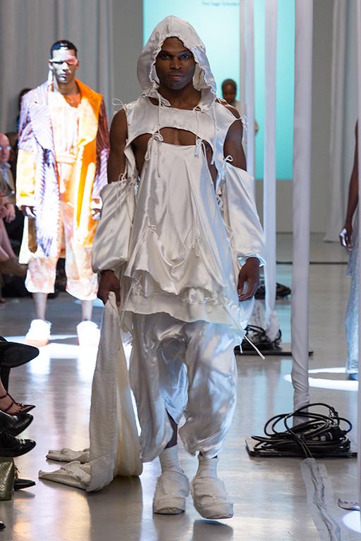 Fashion 2017 runway show