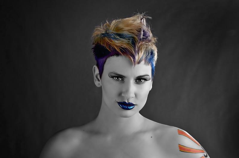 © Luigi Ginosa | LGPhotoArt<br /> Hair Stylist: Mario Yildiz -- MM# 1908994<br /> Photographer: Luigi Ginosa -- MM# 1540283<br /> Model: Stephanie Elizabeth Goins<br /> Make Up Artist: Lindsey S. -- MM# 2268756<br /> Location: Atlanta, GA  |  Date: June 23, 2011