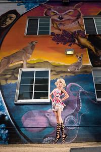 Barbie & Grafitti