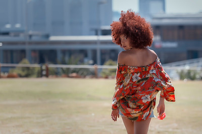 frankie aloha shoot in Walmer Estate, Woodstock, Cape Town South Africa
