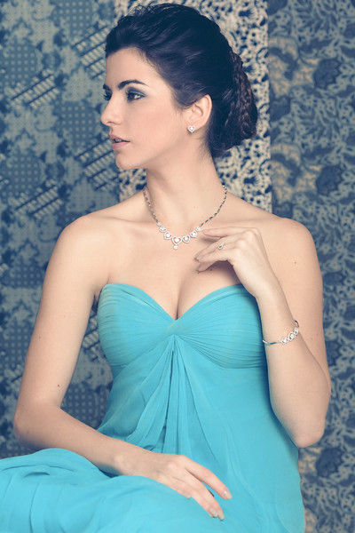 Jewelry and Modelling Photo Shoot