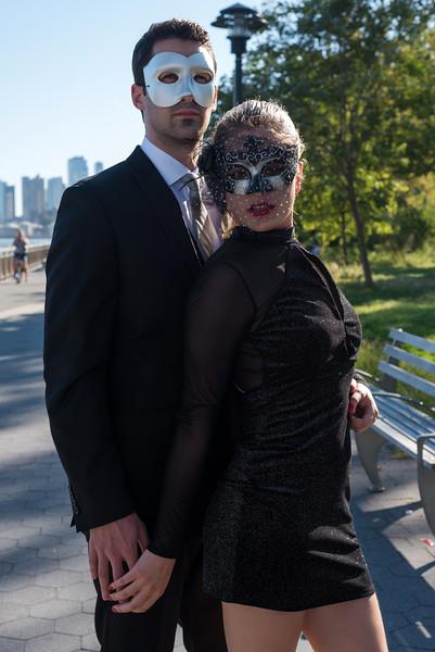 Mask Demons Meetup
