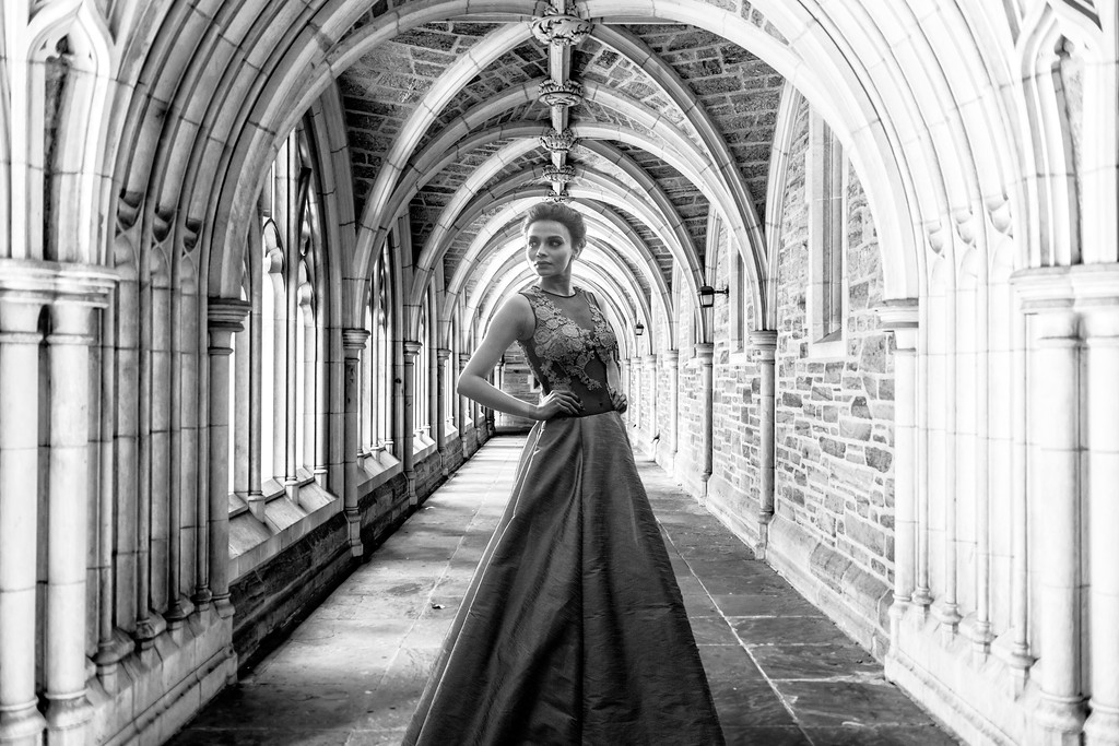 fashion photography in black and white