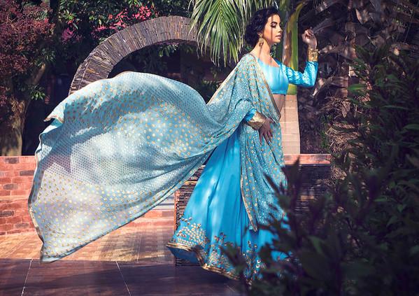 fashion photography in delhi - look book shoot