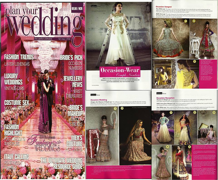 Photos Published On Plan Your Wedding