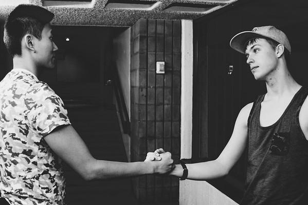 Nathan + Carlin