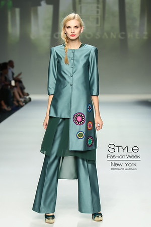 Gregorio Sanchez - STYLE Fashion Week New York