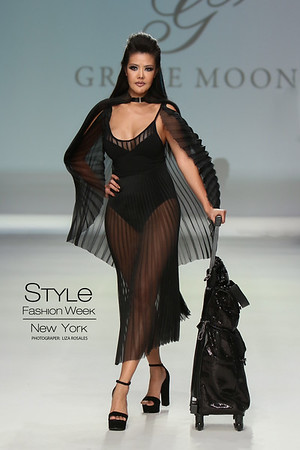 Grace Moon - STYLE Fashion Week New York