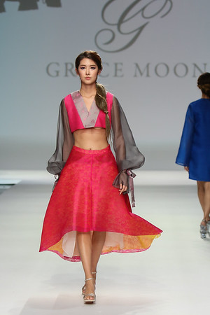 Grace Moon - STYLE Fashion Week New York