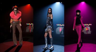 Betsey Johnson-Fashion Week