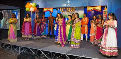 ViBha's Fashion Show at an event in Cisco 2013!!