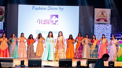 ViBha's fashion show at APTA National Convention 2018!!