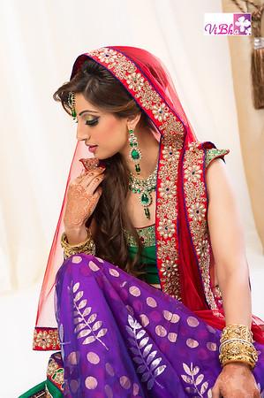 Vibha Vogue Fashion Shoot