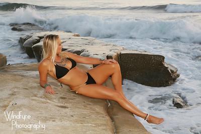 Irene Balnis at WindanSea Beach