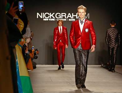 Fashion Nick Graham