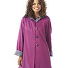 Madison Raincoat Monet-Berry