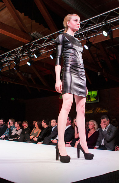 separates, Art Institute of Seattle annual fashion show 2014