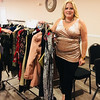 Julie Centrella, owner of Anie's Boutique in Reading, which provided the evening's fashions