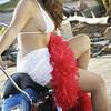 model: Kellie Alexander