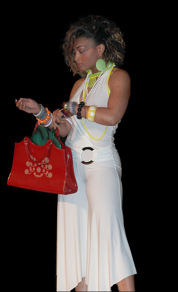 2007 Outre Ultimate Hair Show in Houston