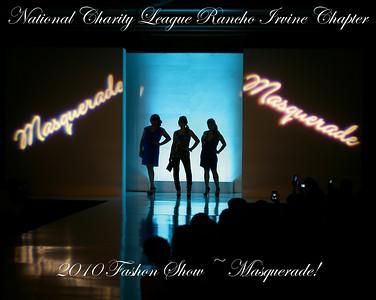 NCL 2010 Fashon Show & Silent Auction ~ Masquerade!
