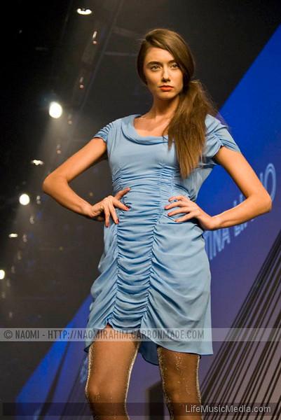 Bettina Liano - LMFF Runway 5  Photographer: Naomi R  LifeMusicMedia.com