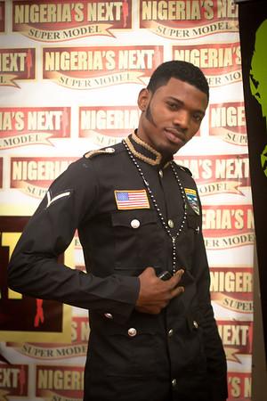 2011 edition of Nigeria's Next Super Model, Oriental Hotel, Lagos, Nigeria.