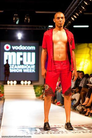 2012 Fashion Week, Maputo, Mozambique.