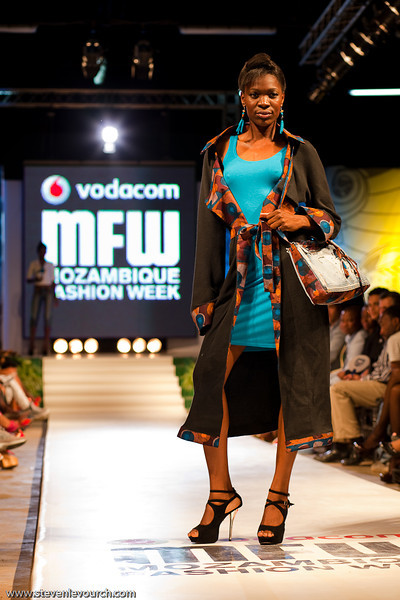 2012 Fashion Week, Maputo, Mozambique.