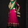 Fotograf: Zafar Iqbal <br /> Model: Sarah Munther <br /> Make-up: Shahbanoo Rahimi <br /> Tørklædestylist: Stylist Özlem K <br /> Tøj: Amtulz Designers' Lounge