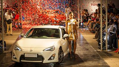 2014 Toyota Fashion Show