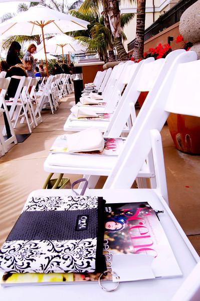 3rd Annual Poolside Soiree Santana Row Fashion Show w/Taylor Armstrong