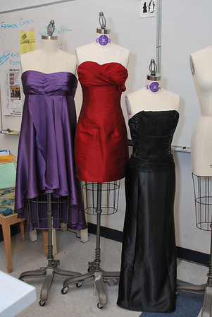 Advanced Sewing and Draping 2009