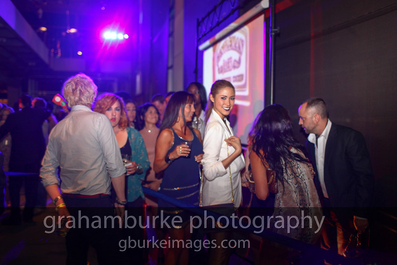Charleston Fashion Week 2012 - After Party at the Charleston Aquarium