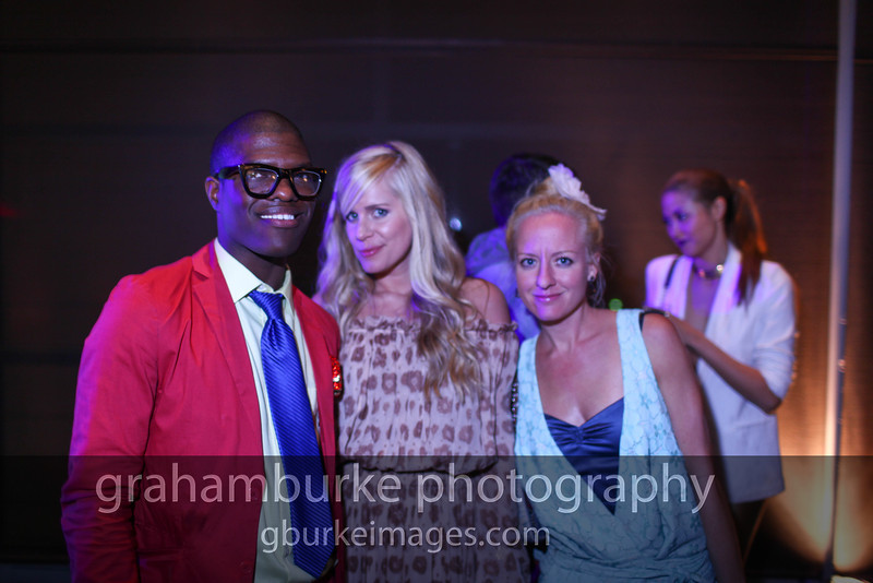 Charleston Fashion Week 2012 - After Party at the Charleston Aquarium