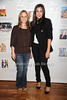 Polya Radovic( Oprah Fashion's Night Out Trip winner), Vanessa Carlton <br /> photo by Rob Rich © 2010 robwayne1@aol.com 516-676-3939