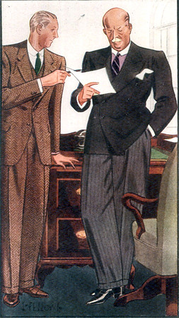 Apparel Arts - Fellows, Laurence 015 - 1933 Brooks Stroller