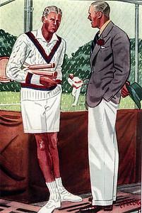 Apparel Arts - Fellows, Laurence 168 - Tennis
