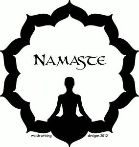 MeditateNamasteTeeDesign7inch