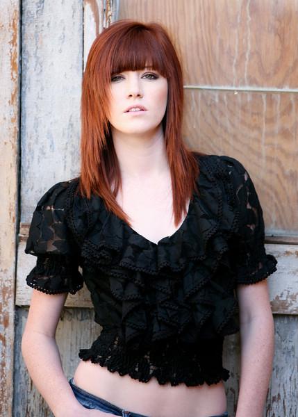 Ashley B Model Session