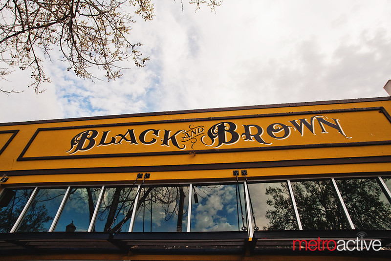 """Black and Brown $1-5 sale!<br /> <br /> Photo by Jessica Shirley-Donnelly, JRSD Photography 